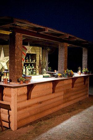 Western-Inspired Bar
