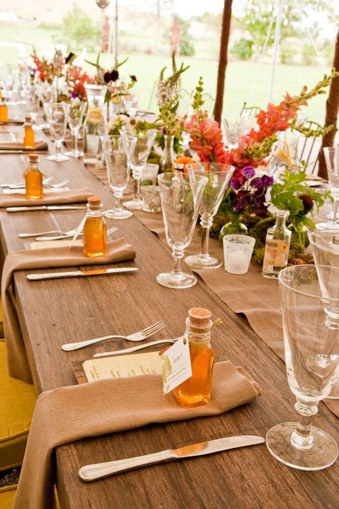 DW Table Scape Design