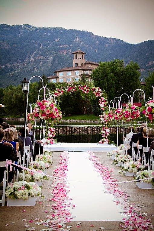 Broadmoor Wedding