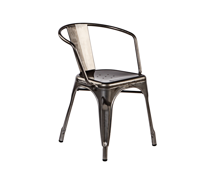 Metal Retro Chair