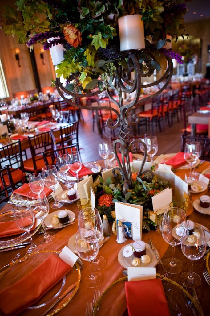 Gemmill Wedding at Crooked Willow, candelabra centerpiece 09.10.10 (10)
