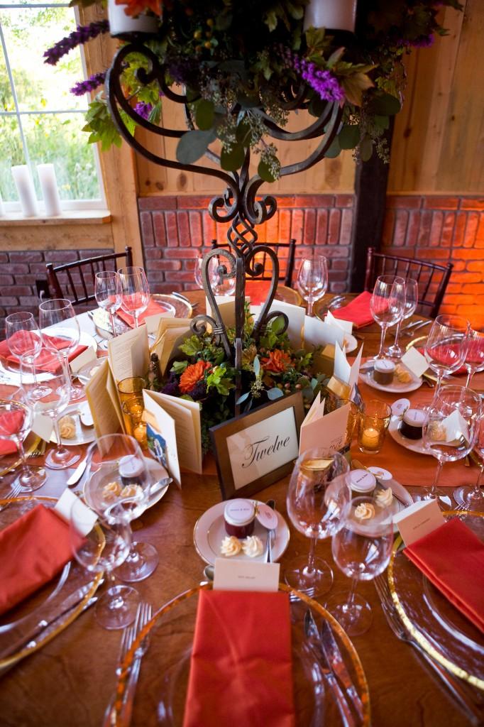 Gemmill Wedding at Crooked Willow, candelabra centerpiece, 09.10.10 (29)