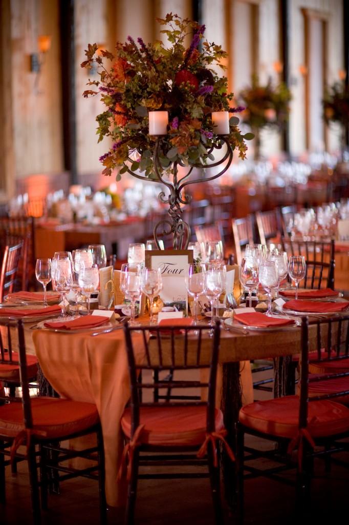 Gemmill Wedding at Crooked Willow, candelabra centerpiece, 09.10.10 (40)