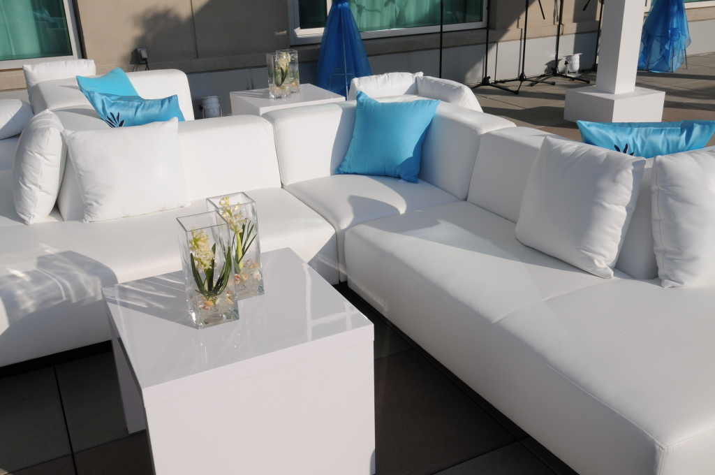 White Anyways Sofa, Jackson National Life, Rooftop BBQ, South Beach Lounge Club Theme (18)