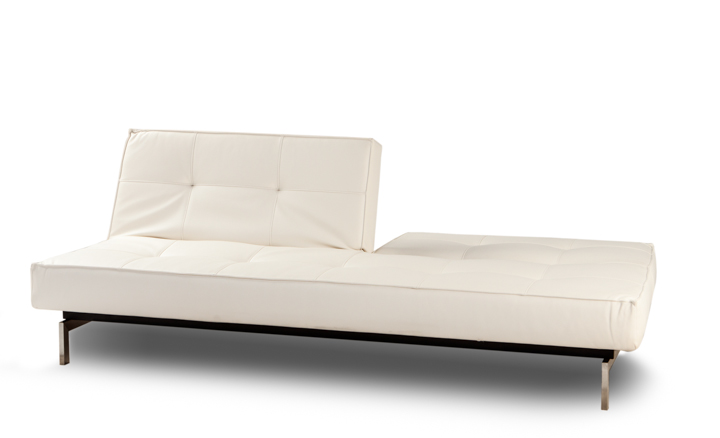 White_Convertible_Sofa