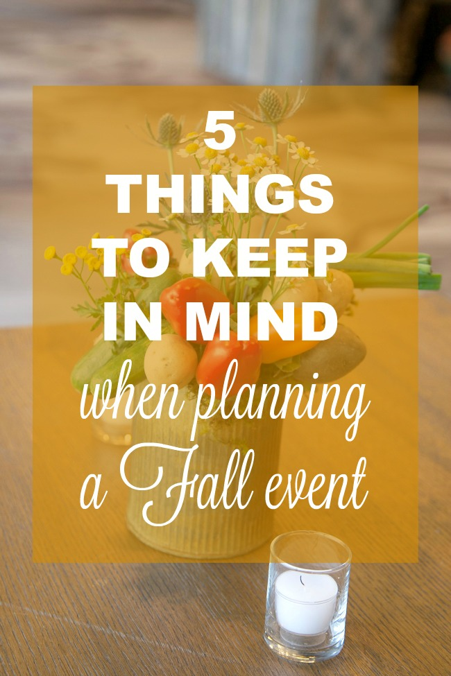 thingstokeepinmindforfallevents