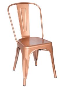 copper-chair