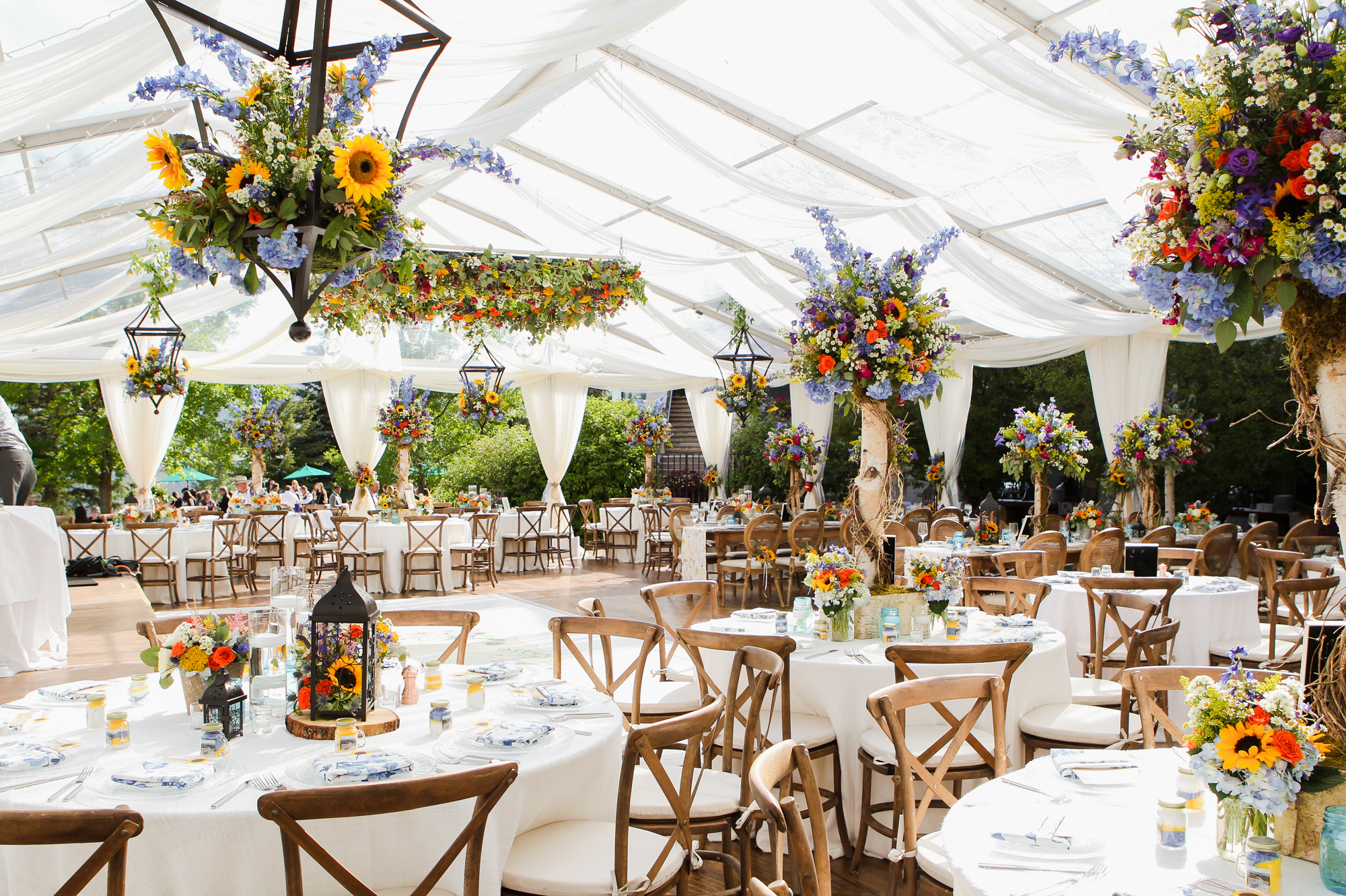 Diy Wedding Decorations Summer